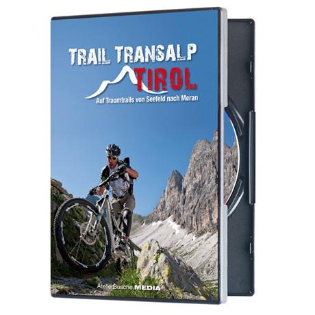 DVD Trailtransalp Tirol