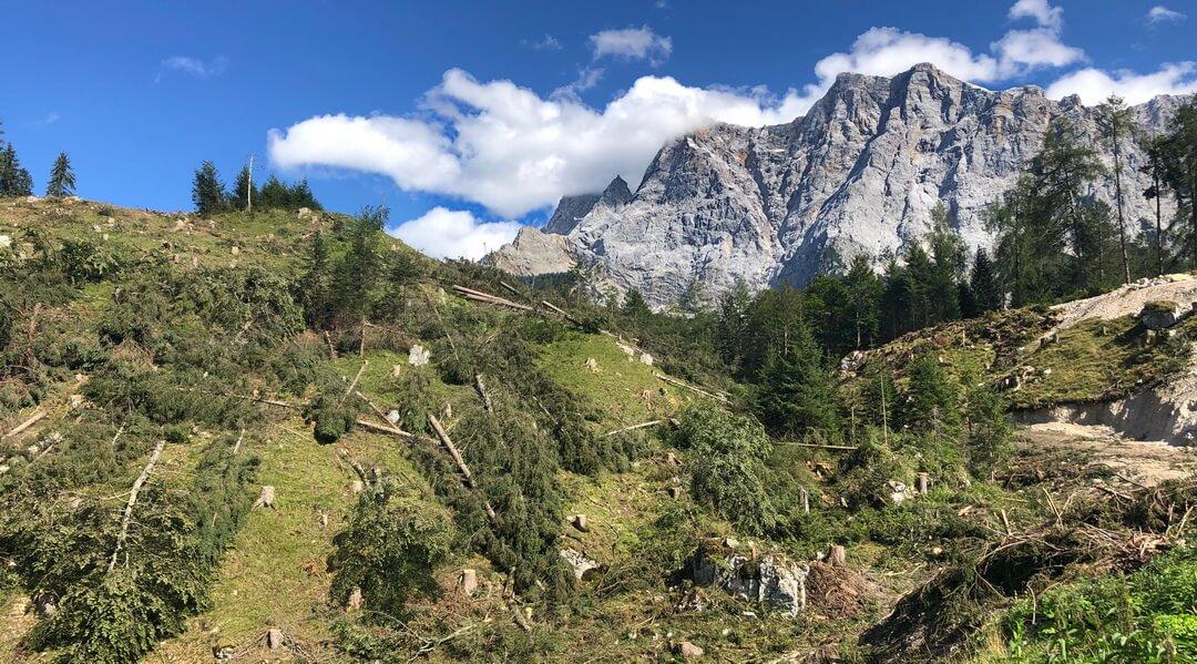 Lost Trail zur Anna-Kapelle